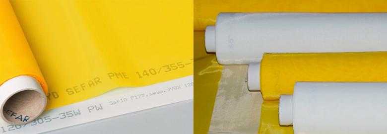 Tecidos para matriz de serigrafia – Nylon ou poliéster?