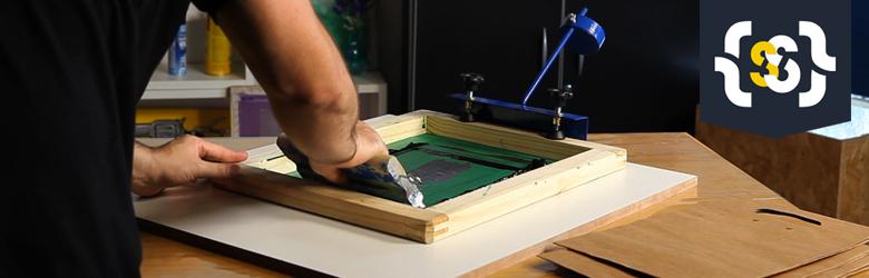 Aprenda a montar uma mesa de impressão plana para serigrafia
